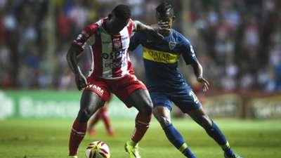 Yeimar Gomez Andrade Sebastian Villa Union Boca Superliga 01032019