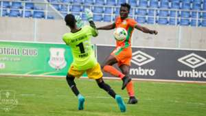Jesse Were of the Zesco United.
