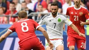 Mexico Russia Confederations Cup