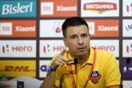 Sergio Lobera Goa FC