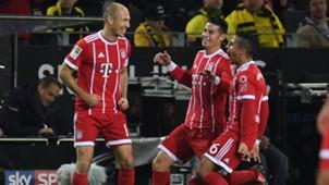 Bayern Dortmund Bundesliga 04112017