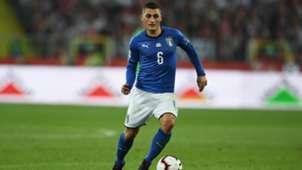 Marco Verratti Poland Italy