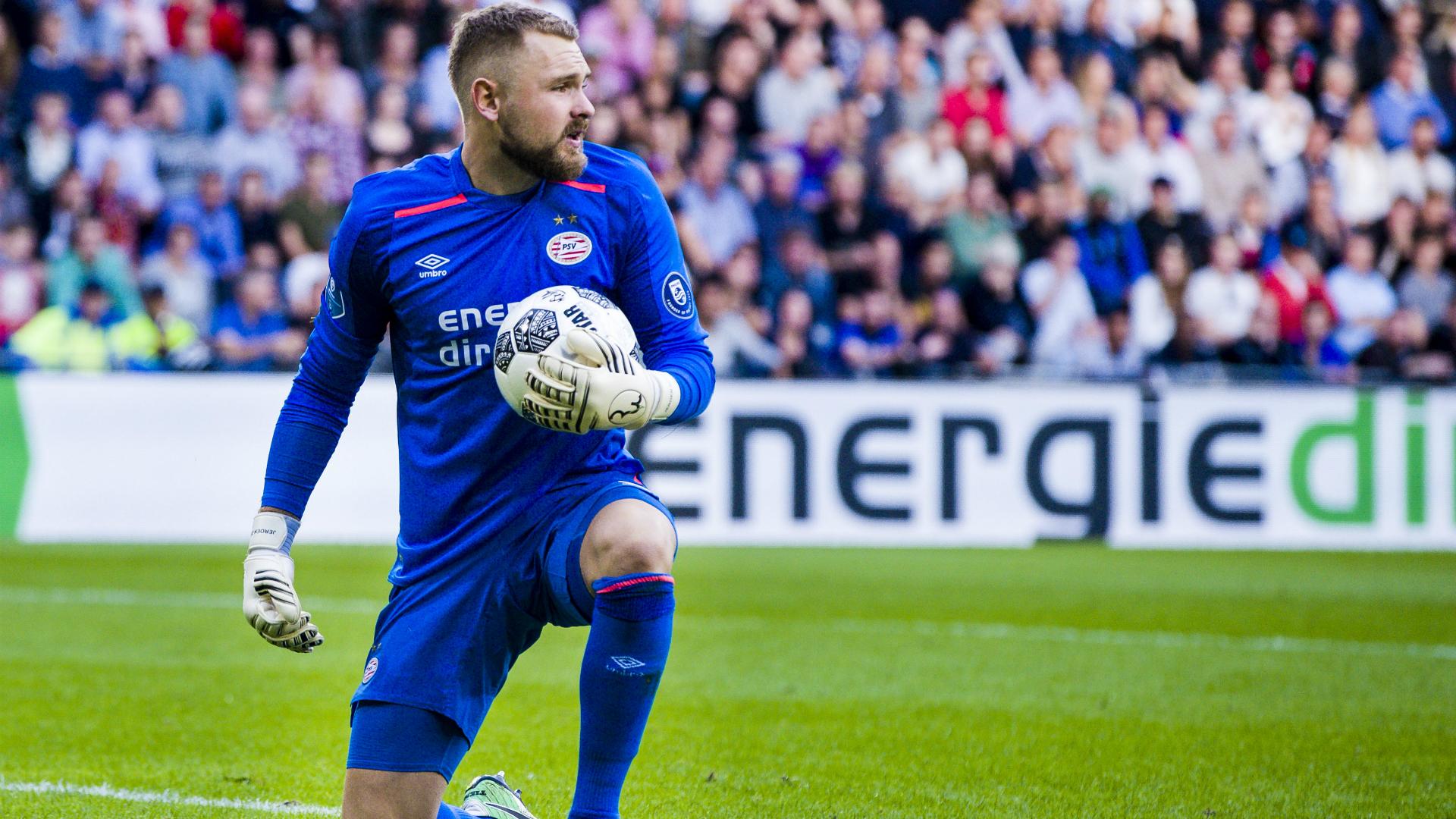 Jeroen Zoet, PSV, Eredivisie 09172017