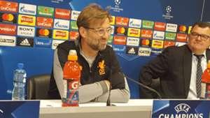 Klopp Liverpool press conference