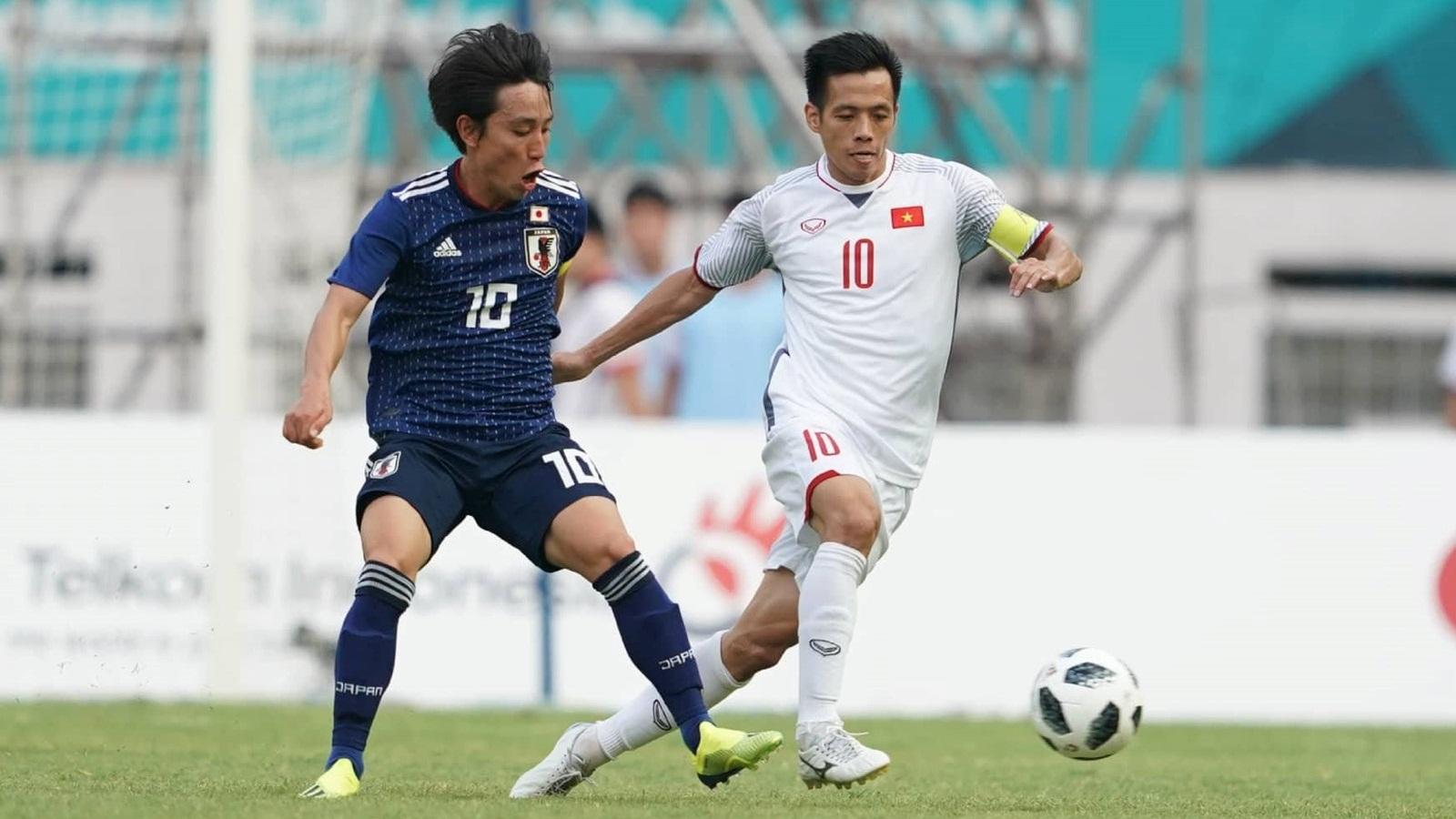 Olympic Việt Nam Olympic Nhật Bản Bảng D ASIAD 2018