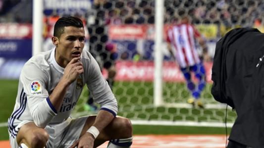Cristiano Ronaldo Real Madrid 18112016