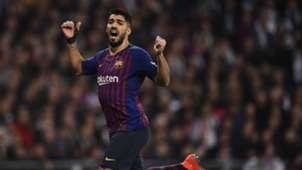 Luis Suarez Real Madrid FC Barcelona Clasico 27022019