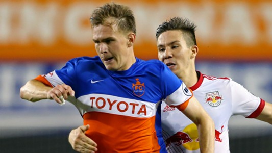 Jimmy McLaughlin Alex Muyl FC Cincinnati New York Red Bulls US Open Cup