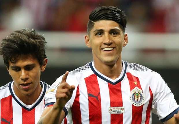 486a69f4787 Liga MX transfer news  Chivas forward Alan Pulido admits Rayados ...
