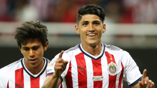 48f843586ea Chivas forward Pulido admits Rayados were interested, but goal is Europe  return