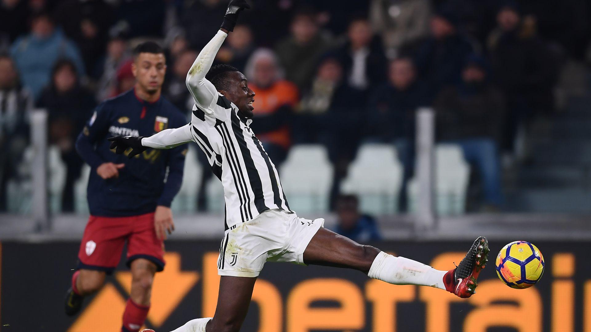Blaise Matuidi Juventus Genoa