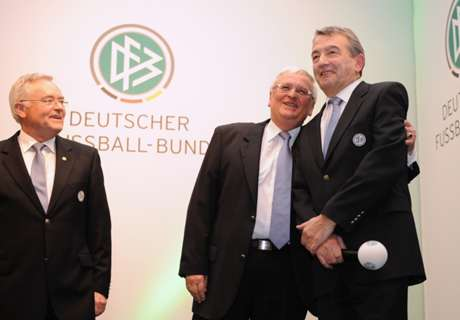 WM-Affäre: Niersbach und Zwanziger angeklagt