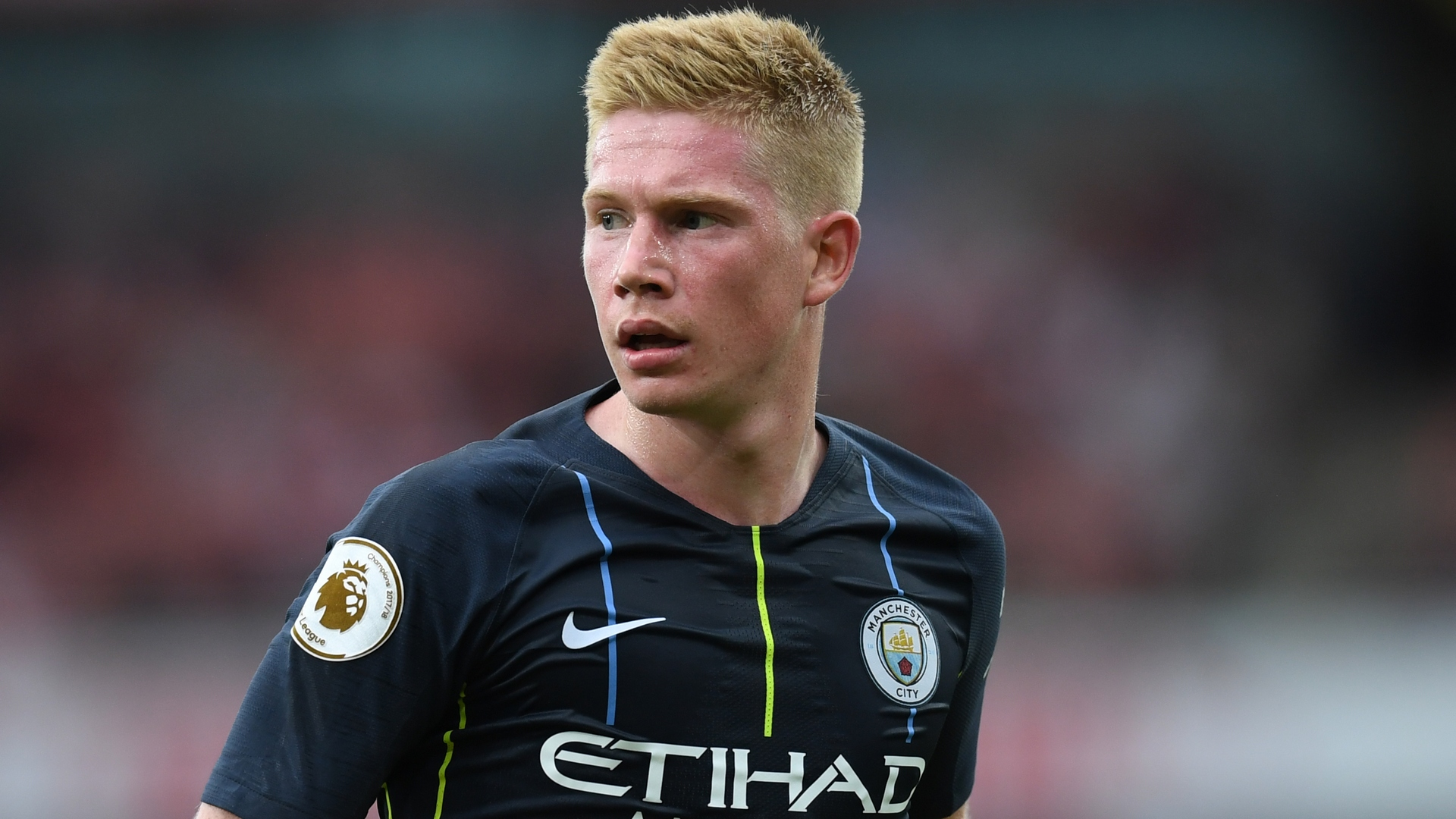 Kevin De Bruyne Injury Man City Midfielder Returns To Training Ahead Of Crunch Liverpool Clash Goal Com