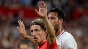 Luka Modric Sevilla Real Madrid LaLiga 26092018
