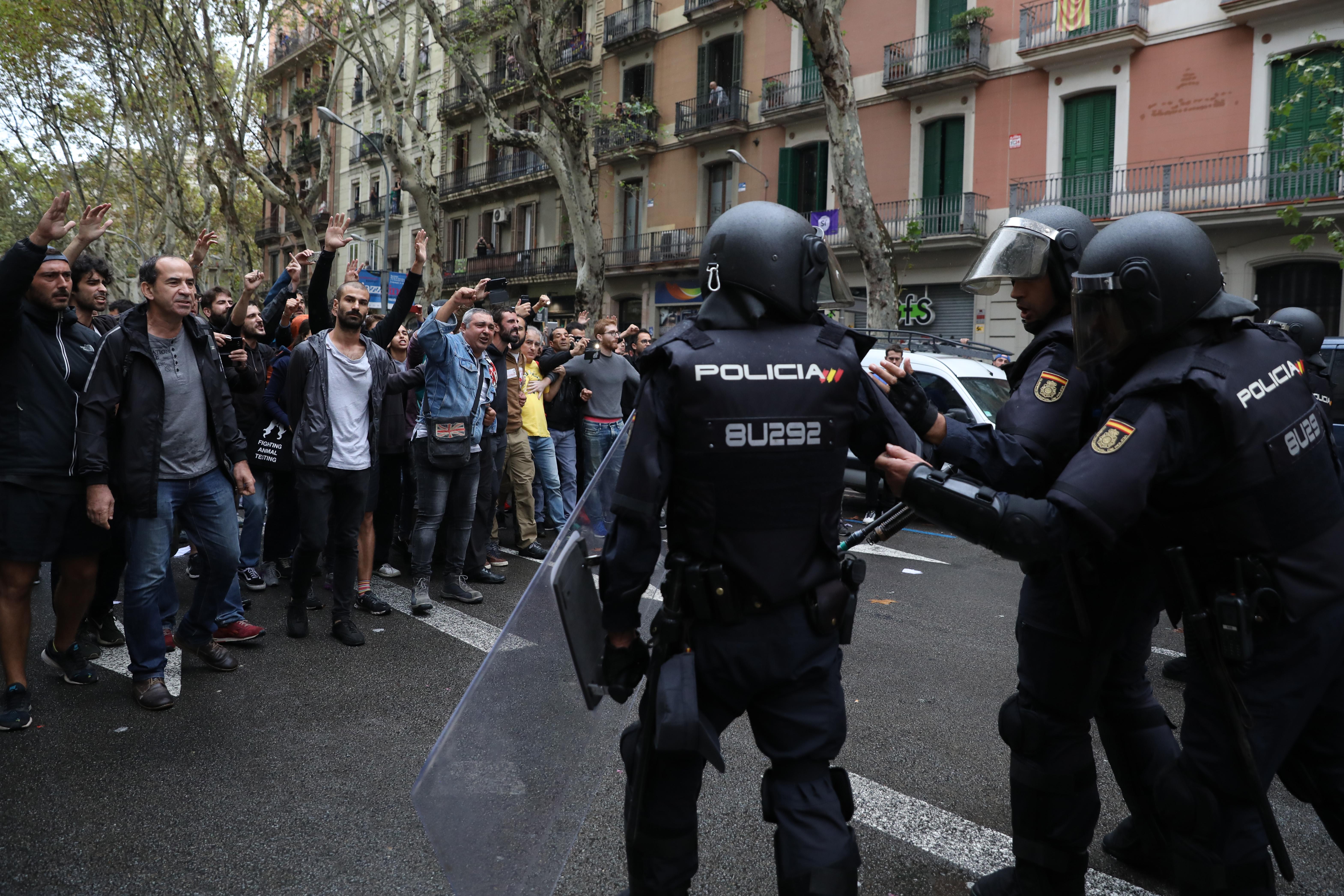 Referendum Cataluña