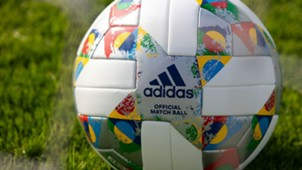 UEFA Nations League ball Adidas