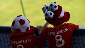 AUSTRIA CHILDREN FANS EURO 2016
