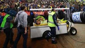 Mateus Uribe lesión América 131218