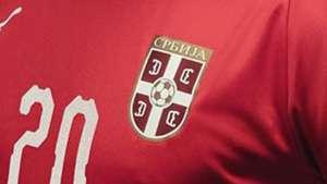 Serbien WM Trikot Heim 2018