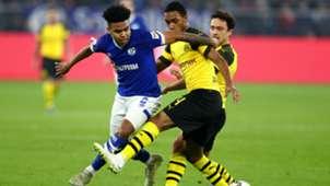 Weston McKennie Schalke Dortmund 08122018