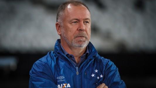 Mano Menezes Cruzeiro Botafogo Brasileirao Serie A 05092018