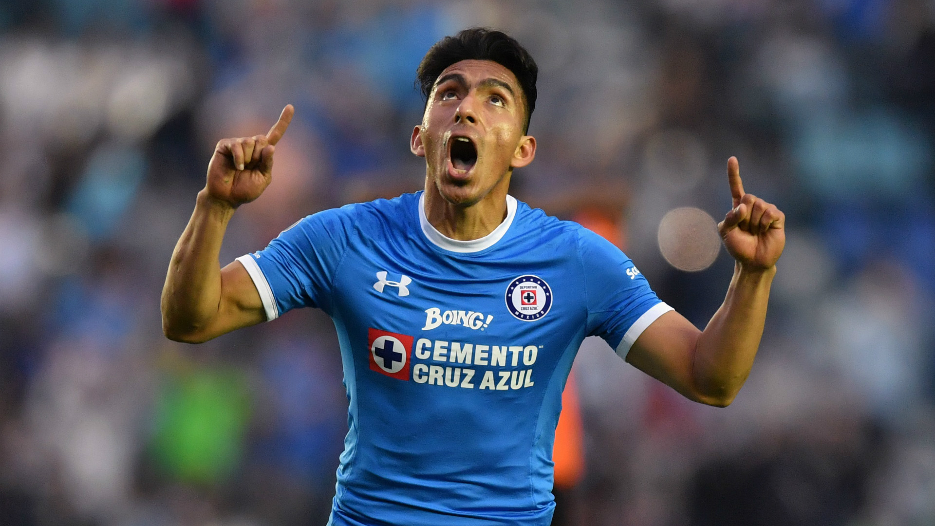Angel Mena Cruz Azul
