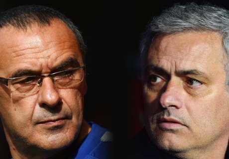 Sarri: 'Special One' Mourinho is better than me