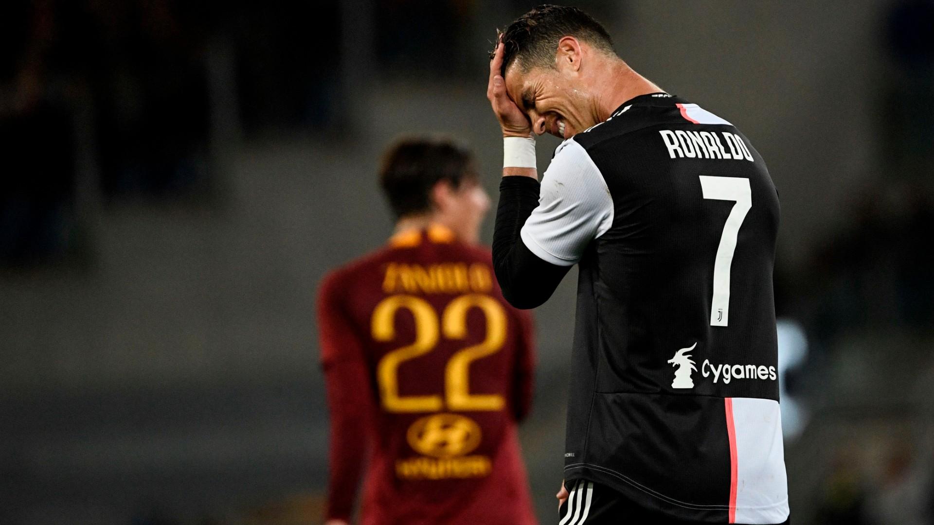 Roma Juventus cristiano ronaldo 2019