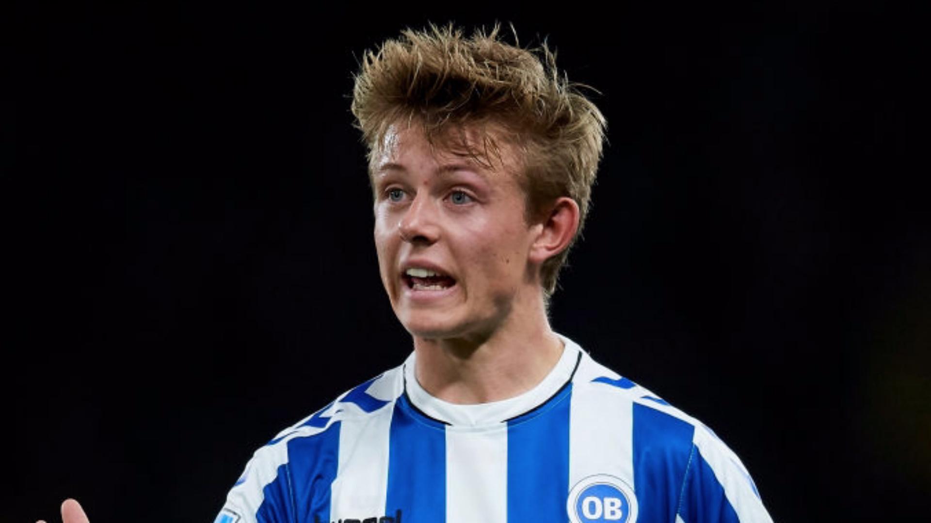 Mathias Jørgensen Odense 10222019