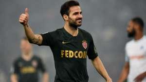 Cesc Fabregas Marseille Monaco Ligue 1 13012019