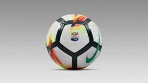 Official Serie A 2017/2018 ball