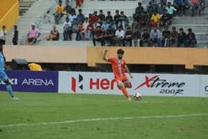 Nestor Gordillo Chennai City FC
