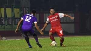 Tony Sucipto - Persija Jakarta vs Persita Tangerang Uji Coba