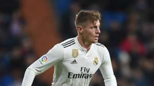 Toni Kroos Real Madrid 15122018