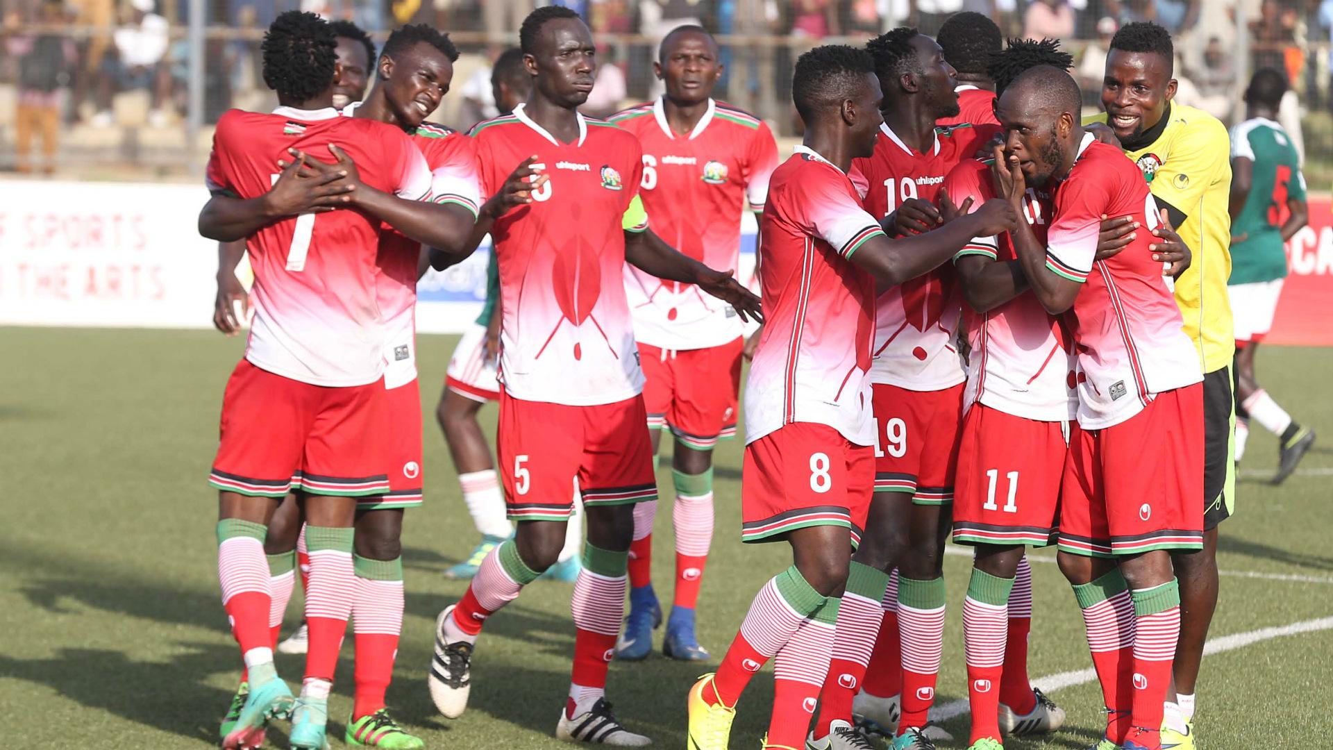 Harambee Stars unleash squad to face Zanzibar