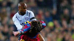 Gallas Messi