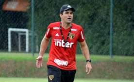 André Jardine São Paulo treino 16012019