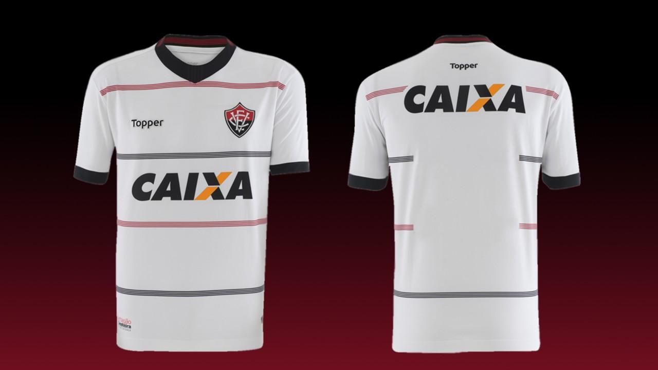 Vitoria camisa 2 2018 98b57457776