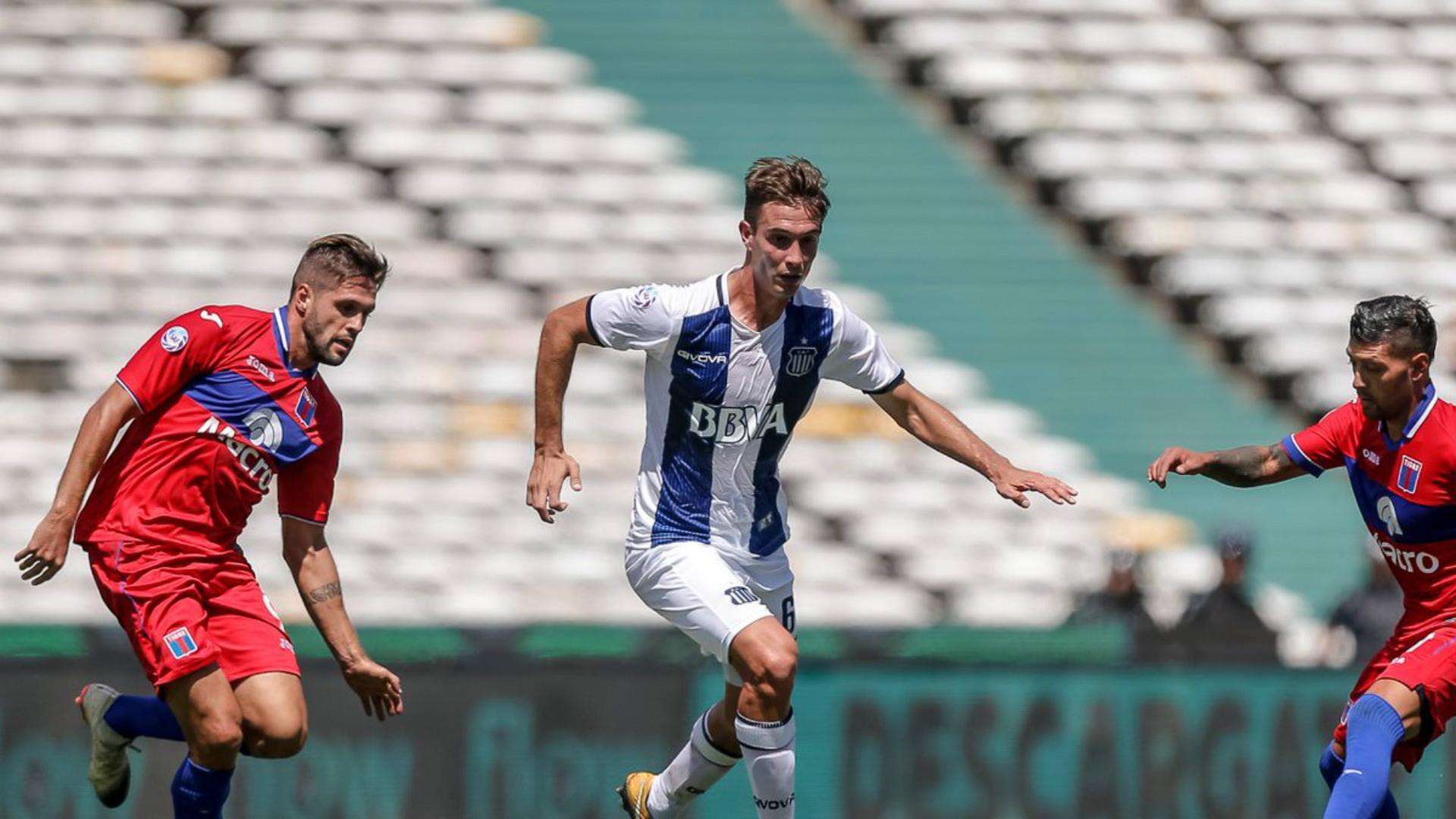 Pochettino Talleres Tigre Superliga Fecha 23