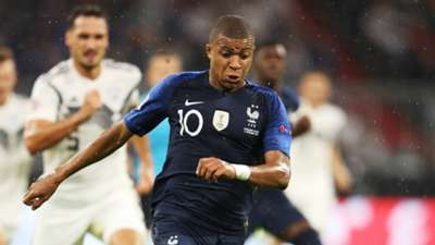 Kylian Mbappe France Germany