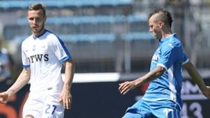 Buchel Kurtic Empoli Atalanta Serie A