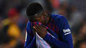 Ousmane Dembele Barcelona vs Leganes La Liga 2018-19
