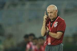 Steve Coppell ATK FC Goa ISL 2018-19