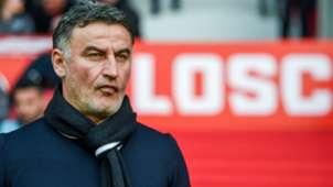 Christophe Galtier Lille Ligue 1
