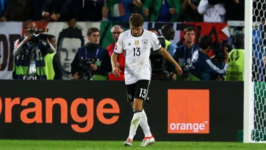 Thomas Muller Euro 2016 Germany v Italy