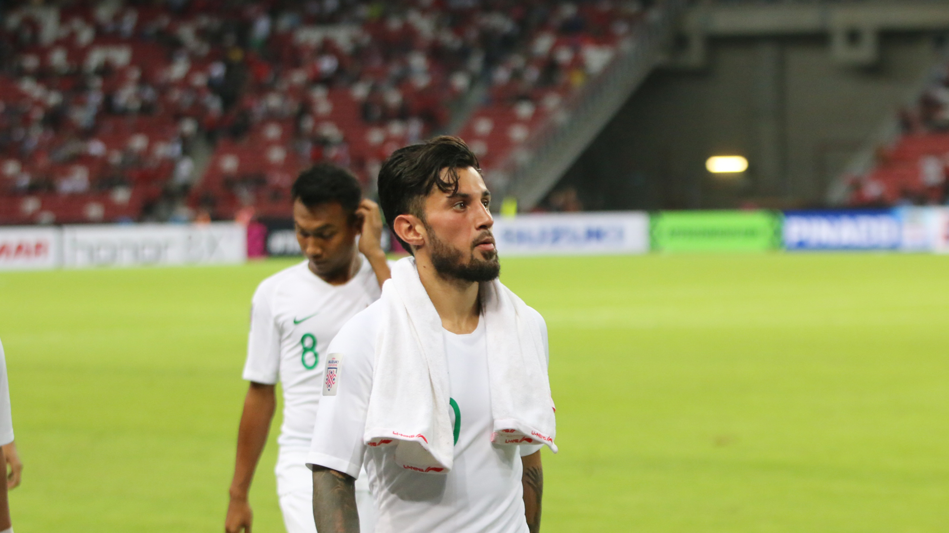 Stefano Lilipaly - Timnas Indonesia