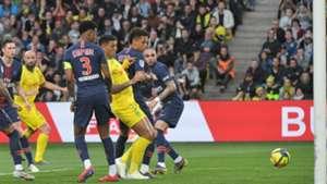 Nantes PSG Ligue 1