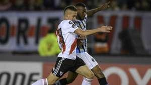Santos Borre River Plate Gremio Copa Libertadores 23102018