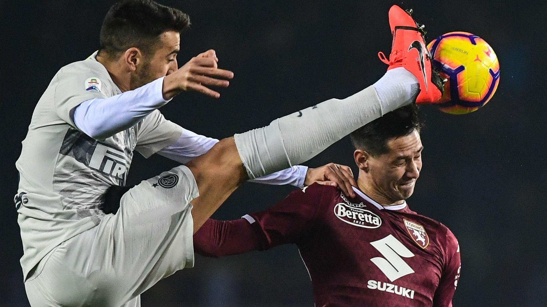 Vicino Torino Inter Serie A