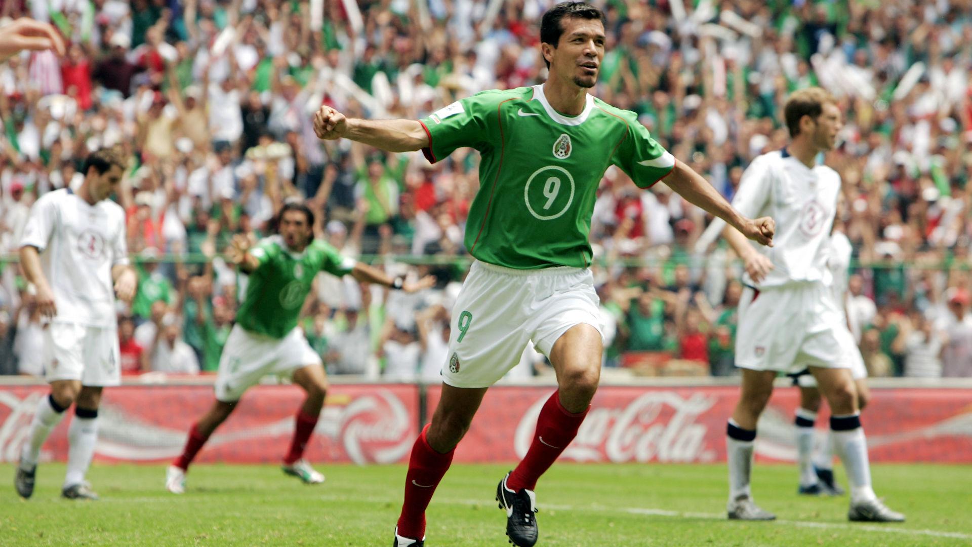 Mexico vs. USA WCQ March 2005